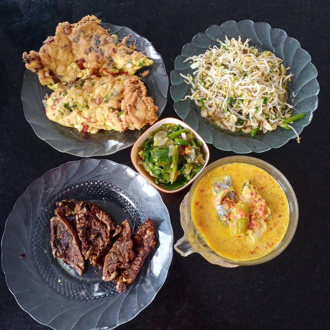 Resep Cah Taoge Petai