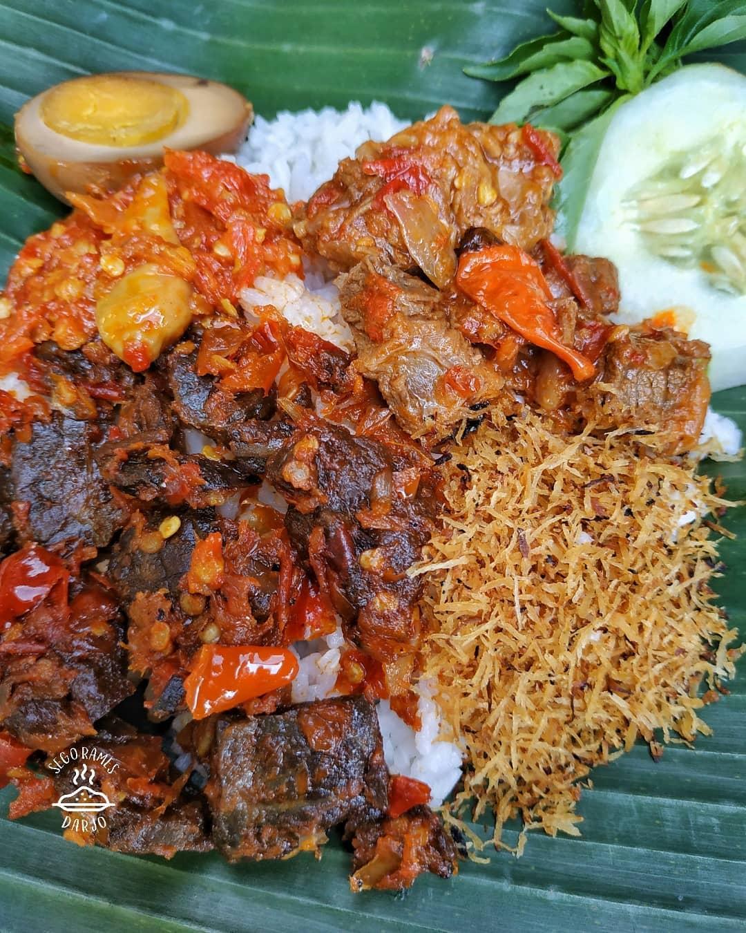 Resep Oseng-Oseng Mercon Daging Sapi